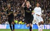 'Man City không thể đánh giá thấp Real Madrid'