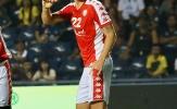 TP.HCM chia tay cựu sao đội tuyển Thụy Điển