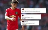 Fan Man Utd: 'Cậu ta thật 'ích kỷ'; Bruno sẽ sớm bắt kịp thành tích đó'