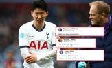 Son Heung-min đăng đàn nói về cánh tay 'gãy', CĐV Tottenham thay nhau phát cuồng