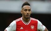 'Aubameyang không thể được đá chính ở Liverpool'