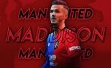 Man United dùng 'độc chiêu' như từng làm với Maguire để thâu tóm Maddison