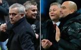 Thu nhập của các HLV Premier League: Solskjaer kém xa Mourinho, Pep