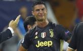 Đây! Cái giá đắt mà Ronaldo phải trả sau khi nhận thẻ đỏ ở C1