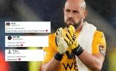 CĐV Liverpool: 'Chào mừng anh trở lại, mãi là thành viên của The Kop'