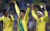 'Tôi kỳ vọng ngôi sao đó sẽ là đầu tàu của Brazil ở Olympic sau Neymar'