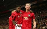 Xếp hạng 6 tiền vệ trung tâm của Man Utd: Số 1 quá rõ, bất ngờ với Pogba