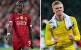 Haaland: 'Đó là cầu thủ hay nhất châu Phi vào lúc này'