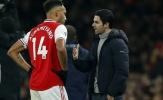 Arteta ra chỉ thị, Arsenal quyết thâu tóm 'sát thủ lạc lối' thay Aubameyang