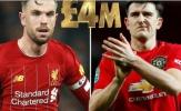Đội trưởng của Liverpool và Man Utd đi đầu ủng hộ NHS