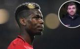 'Chắc chắn Pogba không làm thế với Man United'