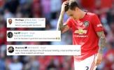 CĐV Man Utd: 'Cậu ta đá tốt hơn rồi, hãy bán Smalling, Jones và Rojo đi'