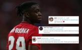 CĐV Man Utd: 'Rất xứng đáng, cậu ấy là cầu thủ xuất sắc nhất mùa này'