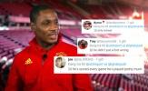 CĐV Man Utd: 'Cậu ấy xứng đáng 10/10 điểm, quá xuất sắc'