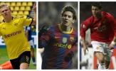 Haaland 19 tuổi, 41 bàn/mùa: Ronaldo, Messi cũng chào thua