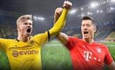Lewandowski thúc giục Haaland ở lại Bundesliga