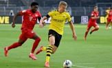 Alphonso Davies và những thông số 'cực đỉnh' ở trận gặp Dortmund