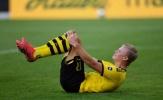 Đã rõ lý do khó tin khiến Haaland phải rời sân ở trận thua Bayern