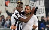 Chiellini: 'Chúng tôi không hề nghĩ Pogba sẽ trở thành một nhà vô địch như bây giờ'