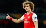 David Luiz xác nhận khả năng rời Arsenal, Arteta 'run rẩy'