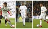 La Liga trở lại, Real trình làng tam tấu hủy diệt