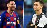 Cựu sao M.U từ chối 'về chung 1 nhà' với Ronaldo, Messi?