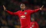 Odion Ighalo: 'Khi bạn chưa di chuyển, 2 cầu thủ đó đã biết bạn định làm gì'