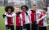 Những bức ảnh đẹp về các màu da trong bóng đá