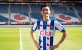 CLB Hà Nội hy vọng SC Heerenveen làm 1 điều cho Đoàn Văn Hậu