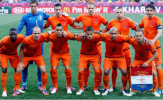Đội tuyển Hà Lan và thảm họa EURO 2012