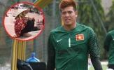 Cựu thủ môn ĐT Việt Nam thực hiện nghĩa cử với CĐV 'đặc biệt' nhất Đồng Tháp