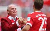 """Lộ """"người hùng giấu mặt"""" trong chiến công vô địch Bundesliga của Bayern"""