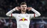 Trước khi đến Chelsea, Werner 'khắc tên' vào lịch sử Leipzig bằng siêu kỷ lục