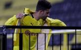 Jadon Sancho gửi tin nhắn chia tay tới đồng đội ở Dortmund