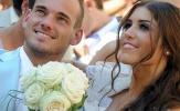 Sneijder nói gì về tin đồn không dám ly hôn vợ vì sợ mất tiền?