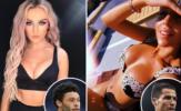 Top 12 WAGS nổi tiếng nhất trên Instagram: 'Nửa kia' M10, CR7, Neymar hội tụ