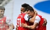 Aubameyang lập cú đúp, Arsenal hủy diệt 'Chim hoàng yến'