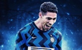 CHÍNH THỨC! Real bán 'cơn lốc biên' cho Inter