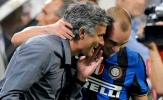 Sneijder tiết lộ cách quản lý cầu thủ của Mourinho, góp phần giúp Inter ăn ba