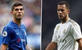 'Tôi là tôi, đừng so sánh tôi với Hazard'