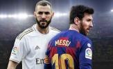 Barca không phải nạn nhân khi Real hưởng lợi từ trọng tài