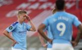 Man City bị thủng lưới, Sterling lập tức trách cứ 1 đồng đội