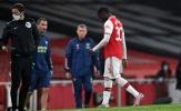 Arsenal 'hút chết', Arteta có tiết lộ thú vị về thẻ đỏ của học trò