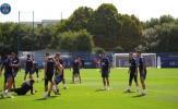 Trở lại tập luyện, Neymar và Mbappe 'xâu kim' các đồng đội