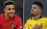 Dortmund muốn đổi Sancho lấy Greenwood, Man Utd đưa ra quyết định cuối cùng