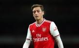 Arsenal ở giữa 'tâm bão', Mesut Ozil gửi lời tâm can tới Mikel Arteta