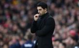 Thắng Liverpool, Arteta thừa nhận sự thật cay đắng