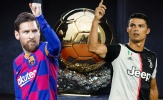 Quả bóng Vàng: Quyền lực của Leo Messi