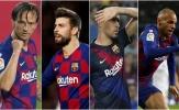 Những ngôi sao Barca 'sống sót' sau cơn bão chấn thương