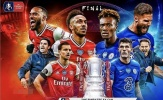 10 con số trước thềm chung kết FA Cup: Khắc tinh của Chelsea, lịch sử chờ Arteta